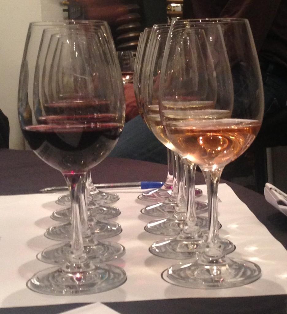 The wines of Chateau de Beaucastel